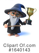 Wizard Clipart #1640143 by Steve Young