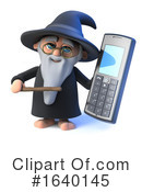 Wizard Clipart #1640145 by Steve Young