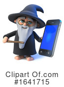 Wizard Clipart #1641715 by Steve Young