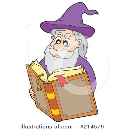 Spell Book Clipart #214579 by visekart
