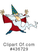 Wizard Clipart #436729 by toonaday