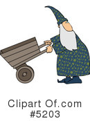 Wizard Clipart #5203