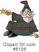 Wizard Clipart #6126