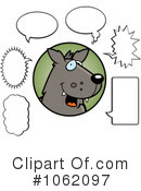 Wolf Clipart #1062097 by Cory Thoman