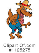 Wolf Clipart #1125275
