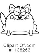 Royalty-Free (RF) Wolf Clipart Illustration #1138263