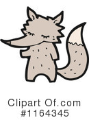 Royalty-Free (RF) Wolf Clipart Illustration #1164345