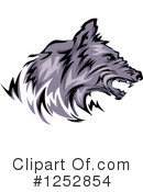 Wolf Clipart #1252854 by BNP Design Studio