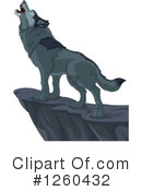 Wolf Clipart #1260432 by Pushkin