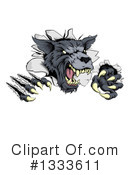 Wolf Clipart #1333611