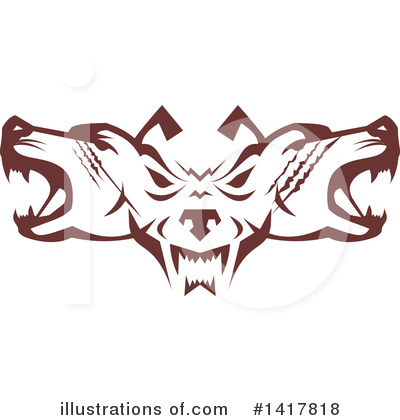 Wolf Clipart #1417818 by patrimonio