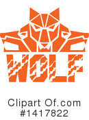 Wolf Clipart #1417822