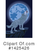 Wolf Clipart #1425426 by Pushkin