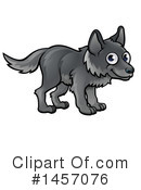 Wolf Clipart #1457076 by AtStockIllustration