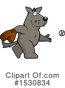 Wolf Clipart #1530834