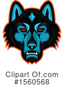 Wolf Clipart #1560568 by patrimonio