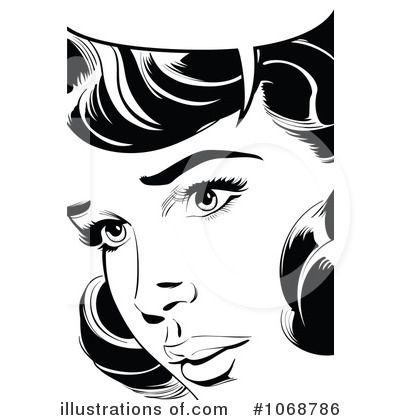 Woman Clipart #1068786 by brushingup