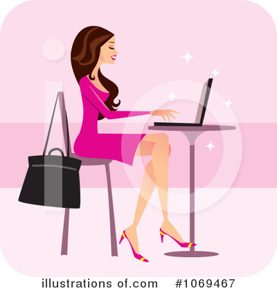 Fashion Clipart #1069467 by Monica