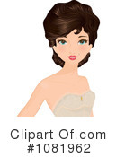 Royalty-Free (RF) Woman Clipart Illustration #1081962