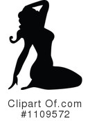 Royalty-Free (RF) woman Clipart Illustration #1109572