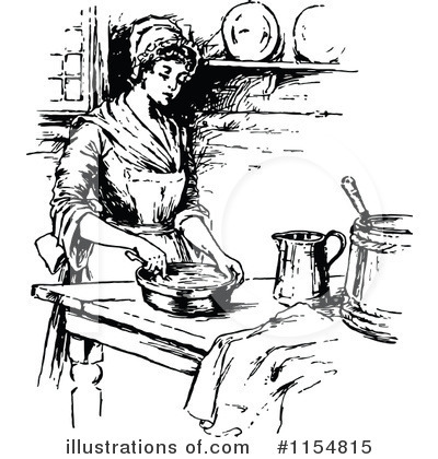 Cooking Clipart #1154815 by Prawny Vintage
