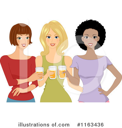 Cheers Clipart #1163436 by BNP Design Studio