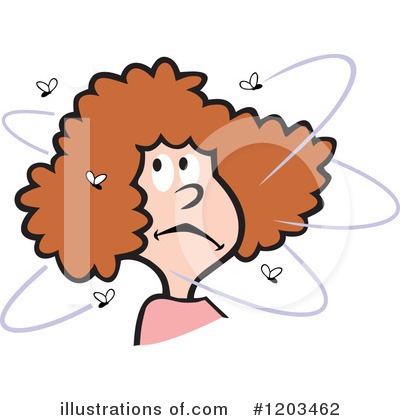Woman Clipart #1203462 by Johnny Sajem