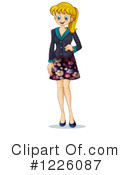 Woman Clipart #1226087 by Graphics RF