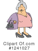Woman Clipart #1241027 by djart