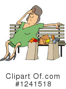 Woman Clipart #1241518 by djart