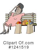 Woman Clipart #1241519 by djart