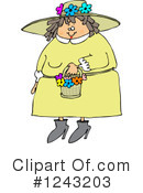 Woman Clipart #1243203