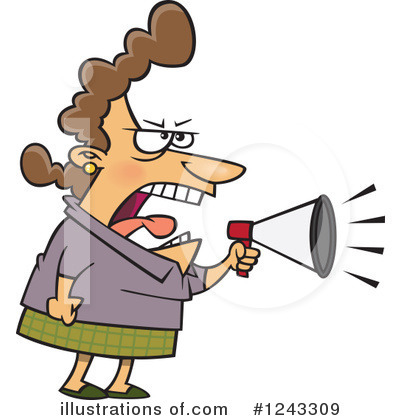 Anger Clipart #1243309 by toonaday