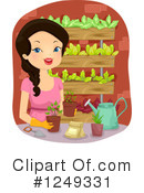 Woman Clipart #1249331 by BNP Design Studio