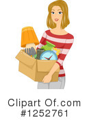 Woman Clipart #1252761 by BNP Design Studio