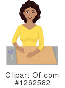 Woman Clipart #1262582 by BNP Design Studio