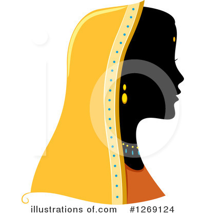 Traditional Dress Clipart #1269124 by BNP Design Studio
