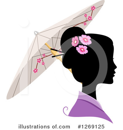 Royalty-Free (RF) Woman Clipart Illustration by BNP Design Studio - Stock Sample #1269125