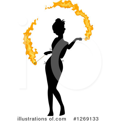 Royalty-Free (RF) Woman Clipart Illustration by BNP Design Studio - Stock Sample #1269133