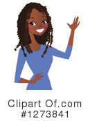 Woman Clipart #1273841 by peachidesigns