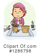 Woman Clipart #1286798