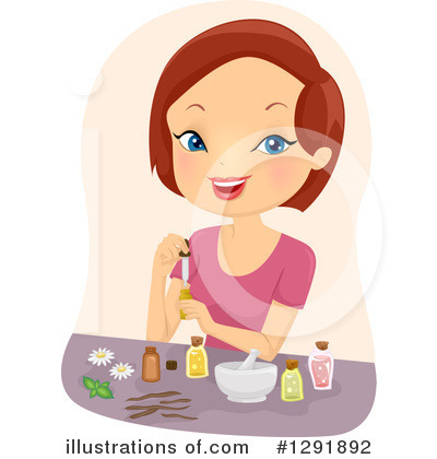 Perfume Clipart #1291892 by BNP Design Studio