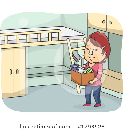 Moving Clipart #1298928 by BNP Design Studio
