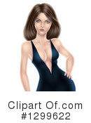 Woman Clipart #1299622 by cidepix