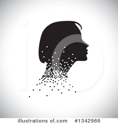 Girl Clipart #1342966 by ColorMagic