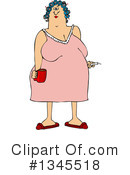 Royalty-Free (RF) Woman Clipart Illustration #1345518