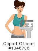 Woman Clipart #1346706 by BNP Design Studio