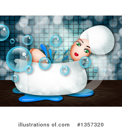 Bath Time Clipart #1357320 by Prawny