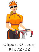 Royalty-Free (RF) Woman Clipart Illustration #1372732
