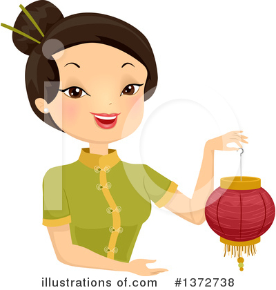 Royalty-Free (RF) Woman Clipart Illustration by BNP Design Studio - Stock Sample #1372738